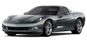2010 Chevrolet Corvette COUPE MANUAL BLACK ON BLACK GOOD LOOKING