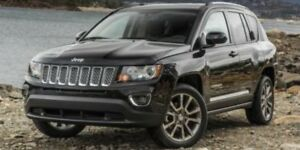2016 Jeep Compass AWD HIGH ALTITUDE Accident Free,  Leather,  He