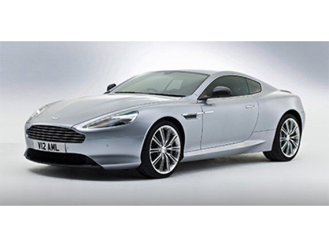 Aston Martin : DB9 Base Coupe 2-Door New Coupe 6.0L NAV CD Locking/Limited Slip Differential Rear Wheel Drive A/C