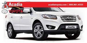 2010 Hyundai Santa Fe Limited w/Navi