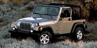 2002 Jeep TJ 4WD HARDTOP Apply Today!
