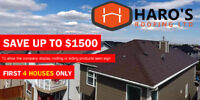 Save Up to $1500 OFF on ROOFING - Free Estimate