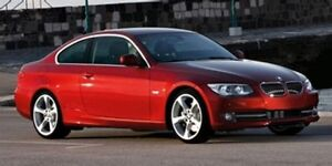 2012 BMW 3 Series COUPE SPORT M PACKAG Finance $237 bw