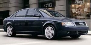2004 Audi A6 2.7T S-Line For Sale Edmonton
