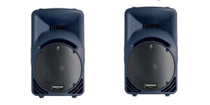 Mackie Powered (Active) Speakers a pair