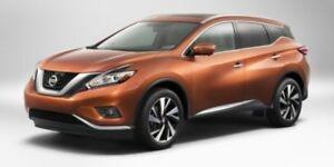 2017 Nissan Murano AWD SV Accident Free,  Navigation (GPS),  Hea