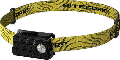 New Nitecore NCNU20BK NU Series NU20 Headlamp