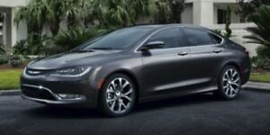 2015 Chrysler 200 LX Accident Free,  A/C,  Accident Free,  A/C,