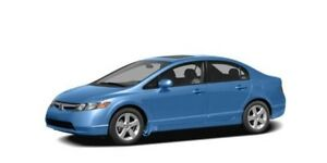 2007 Honda Civic EX AS IS VEHICLE
