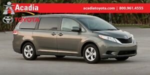 2013 Toyota Sienna LE 8-Passenger **FREE WINTER TIRES**