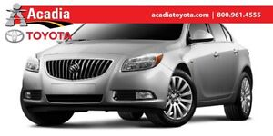 2011 Buick Regal CXL w/1SB