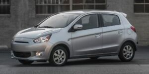 2015 Mitsubishi Mirage ES Accident Free,  Accident Free,