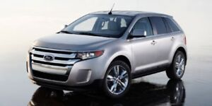 2013 Ford Edge Limited, Canadian Touring Pkg. Panoramic Roof, Cl