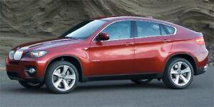 2011 BMW X6 AWD 3.5I Navigation (GPS),  Leather,  Sunroof,  He
