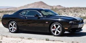 2013 Dodge Challenger SRT8 6.4L Navigation (GPS),  Leather,  Hea