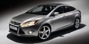 2012 Ford Focus SEL Only $99 Bi-Weekly!!