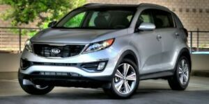 2014 Kia Sportage LX Automatic FWD - Heated Seats