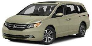 """2014 Honda Odyssey Touring """"For most people, the Honda Odysse..."""