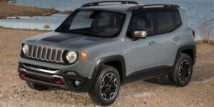 2017 Jeep Renegade Trailhawk Demo