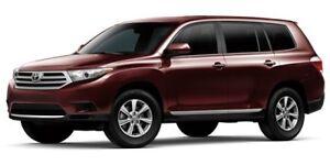2012 Toyota Highlander SPORT LEATHER S/ROOF