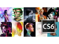 ADOBE CREATIVE SUITE 6 - MASTER COLLECTION (MAC OR PC)