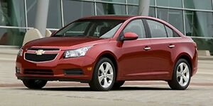 2014 Chevrolet Cruze LTZ Leather,  Sunroof,  Heated Seats,  Back