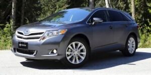2016 Toyota Venza LE V6 AWD - Rear Camera, XM & Bluetooth