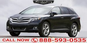 2014 Toyota Venza AWD LIMITED Accident Free,  Navigation (GPS),