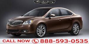 2016 Buick Verano SEDAN Accident Free,  A/C,