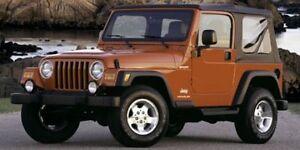 2005 Jeep TJ 4WD SPORT