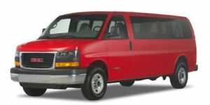 2015 GMC Savana Passenger LS