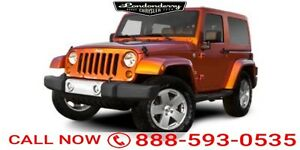 2013 Jeep Wrangler 4WD SAHARA Bluetooth,