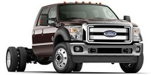 2013 Ford Super Duty F-450 DRW