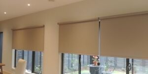 Quality brand new custom made roller blinds Kew Boroondara Area Preview