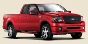 2008 Ford F-150 FX4 SuperCab Flareside with Leather