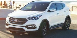 2018 Hyundai Santa Fe Sport AWD ULTIMATE