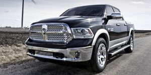 2013 Ram 1500 4WD QUADCAB SPORT Navigation (GPS),  Leather,  Bac