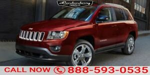 2011 Jeep Compass 4WD NORTH Bluetooth,  A/C,
