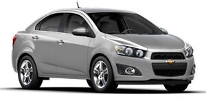 2014 Chevrolet Sonic LT HATCHBACK Finance $78 bw