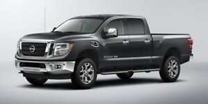 2016 Nissan Titan XD SV CREWCAB 4X DIESEL Diesel,  Accident Free