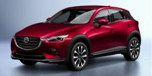 2019 Mazda CX-3 GT SKYACTIV AWD HEATED LEATHER SEATS/STEERING, H