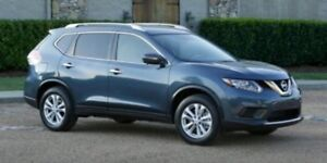2016 Nissan Rogue SL AWD Accident Free,  Navigation (GPS),  Leat