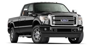 2013 Ford Super Duty F-350 SRW Platinum
