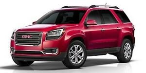 2016 GMC Acadia SLE AWD, tow package, quad seats, rem. start, su