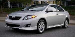 2010 Toyota Corolla CE Accident Free,  A/C,