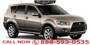 2013 Mitsubishi Outlander AWC ES Heated Seats,  Bluetooth,  A/C,
