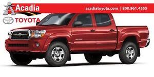 2011 Toyota Tacoma TACOMA 4X4