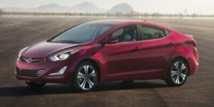 2014 Hyundai Elantra GL | HEATED FRONT SEATS | BLUETOOTH | FRONT