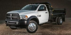 2018 Ram 5500 Chassis SLT Reg Cab | Heated Seats and Steering Wh