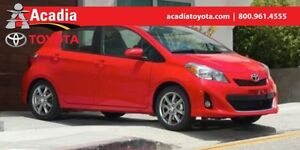 2014 Toyota Yaris LE with Conv Pkg